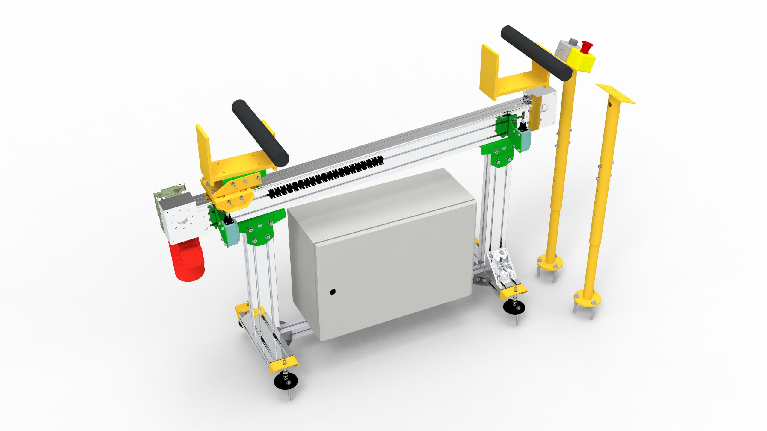 Inter-operational conveyor